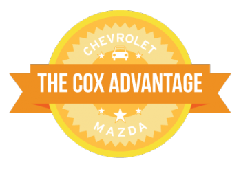 cox advantage badge