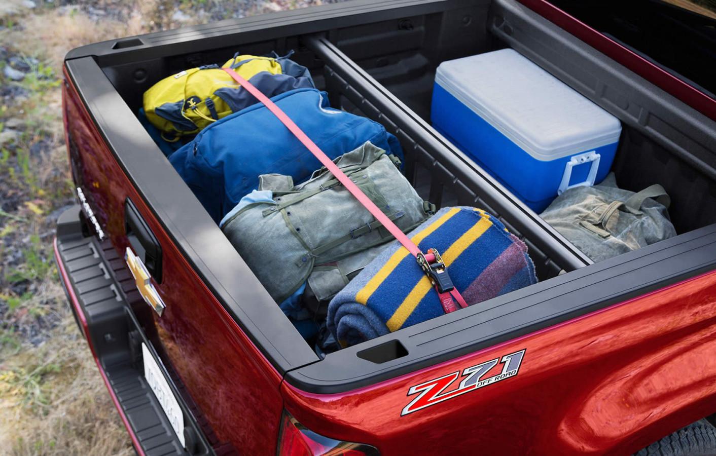 2015 Chevy Colorado Features