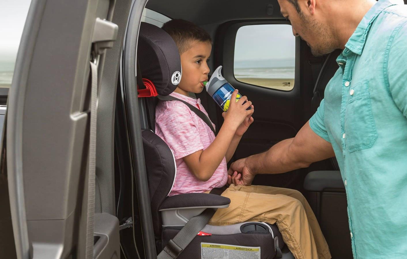 2015 Chevy Colorado Safety