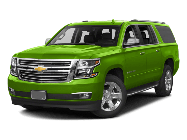 The 2016 Chevy Suburban Vs The 2016 Toyota Highlander