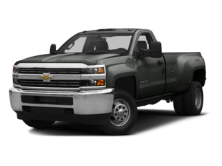 2016 Chevy Silverado 3500HD