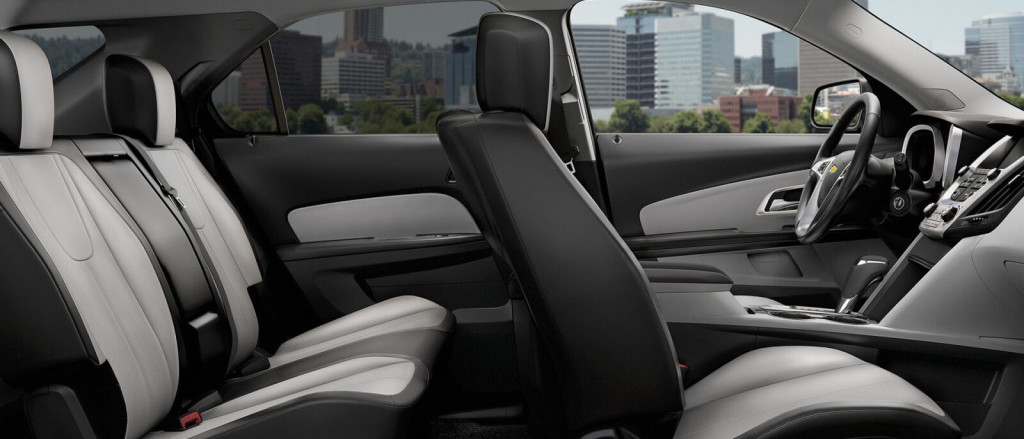 Taking A Look At The 2017 Chevy Equinox Interior Cox Chevrolet