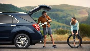 2017 Chevrolet Equinox Dimensions
