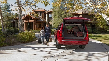 2015 Chevy Tahoe Power Liftgate