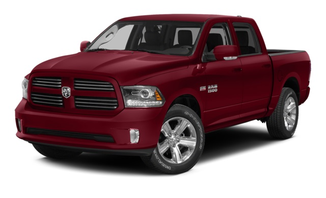 2015 Chevy Colorado vs 2015 Ram 1500 Cox Chevy