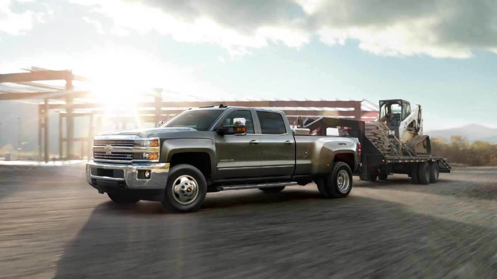 Silverado 3500 Diesel