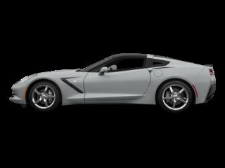 2015 Corvette Stingray Velocity Blade Silver Metallic