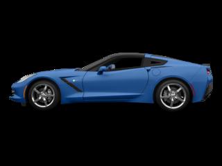 2015 Corvette Stingray Velocity Laguna Blue Tintcoat