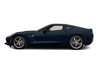 2015 Corvette Stingray Velocity Nightrace Blue Metallic