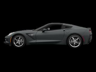 2015 Corvette Stingray Velocity Shark Gray Metallic