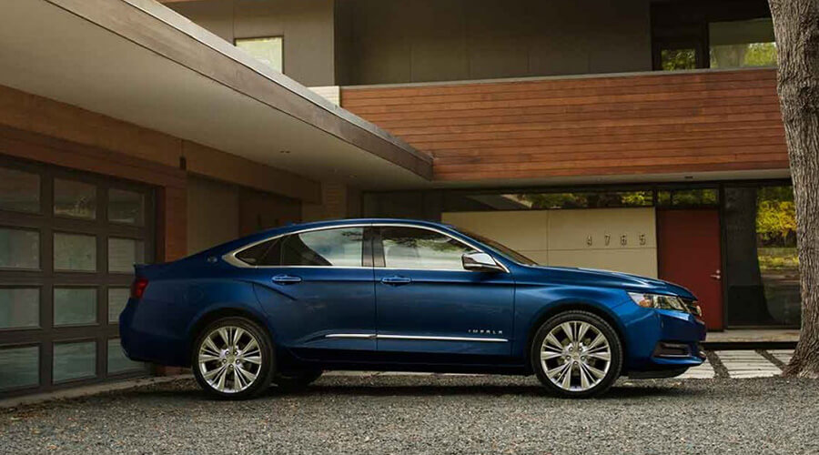 2017 Chevrolet Impala reviews