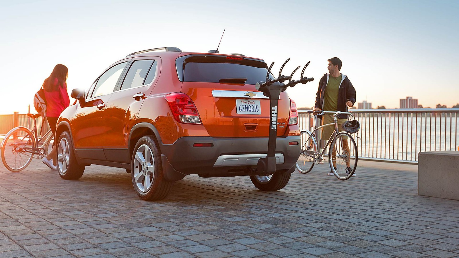2016 Chevrolet Trax Trims