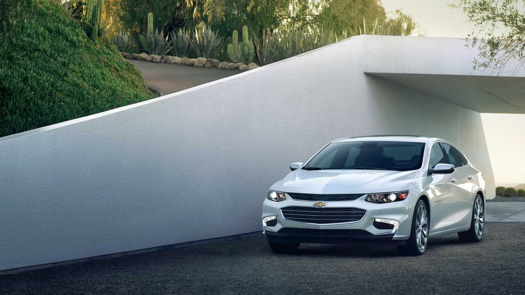 2016 Chevy Malibu Trims and Pricing