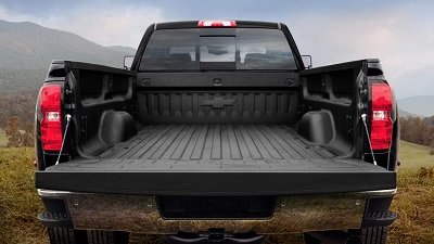2016 Chevy Silverado 3500HD Exterior