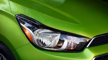 2016 Chevy Spark Exterior
