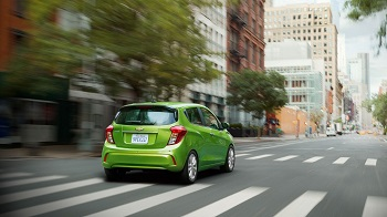 2016 Chevy Spark Performance
