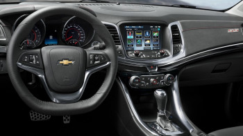 2016 Chevy SS Interior