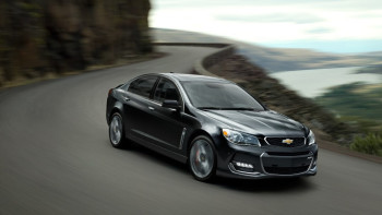 2016 Chevy SS Performance