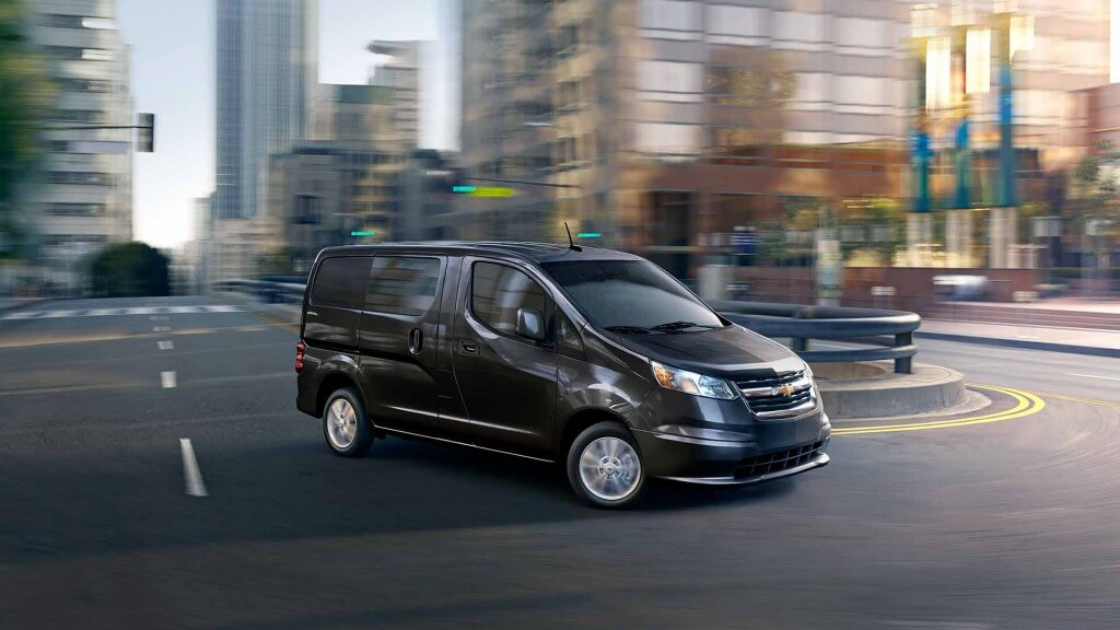 2016 Chevrolet City Express Performance