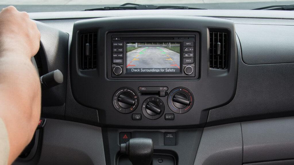 2016 Chevrolet City Express Safety