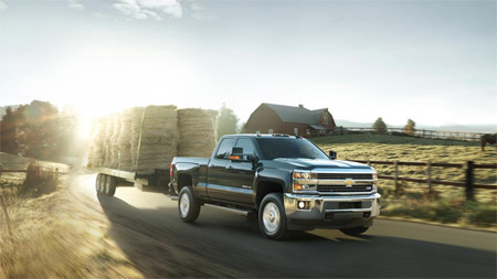 2016 Chevy Silverado 2500HD