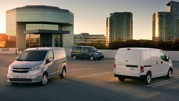 2016 Chevrolet Express inset
