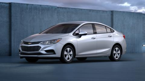 Chevy Cruze Tire Pressure >> The 2016 Chevy Cruze Trims Enthrall Tampa And Sarasota Drivers