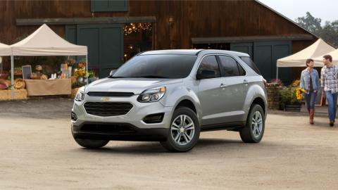 The 2016 Chevy Equinox Trims Charm Tampa And Sarasota Drivers