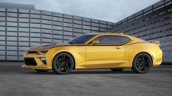 2016 Chevy Camaro Coupe 1SS