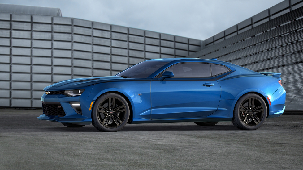 2016 Chevy Camaro Coupe 2SS