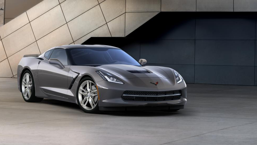 2016 Chevy Corvette Stingray Coupe 1lt