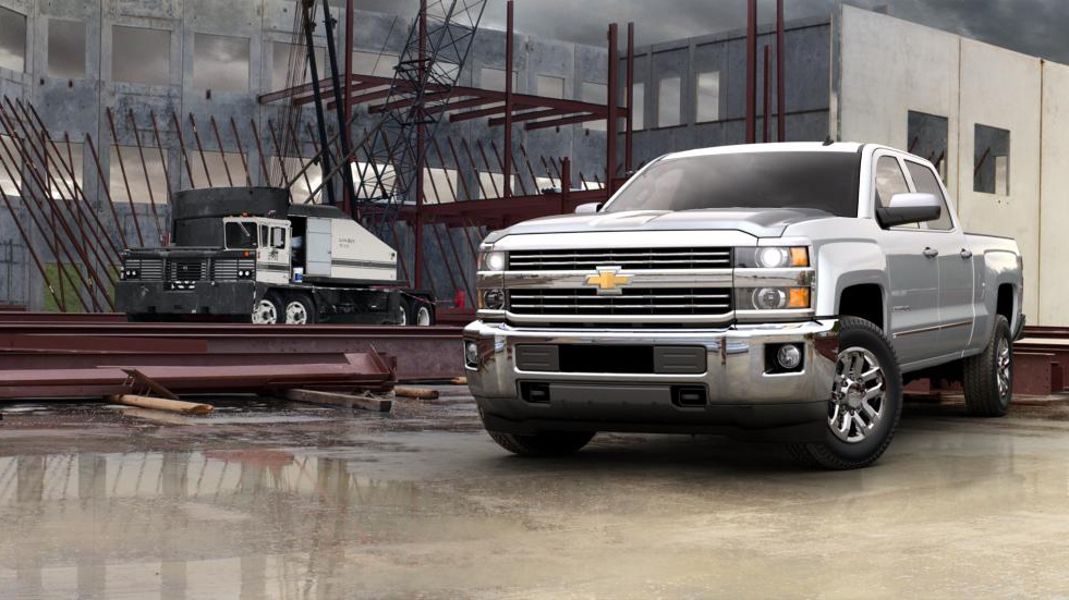 2016 Chevy Silverado 2500HD LTZ