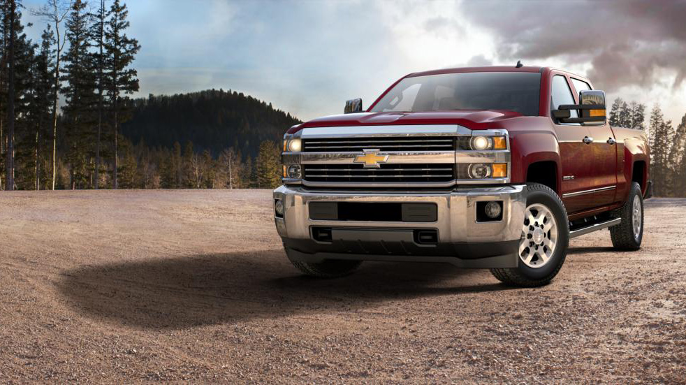 2016 Chevy Silverado 3500HD LTZ
