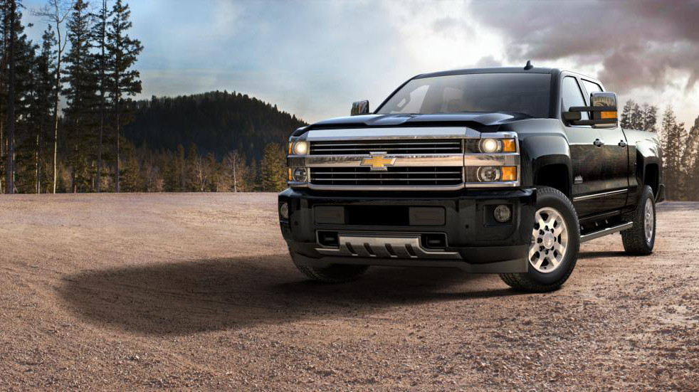 2016 Chevy Silverado 3500HD Truck Bed Configurations