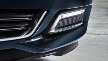 2016 Chevy Impala exterior lighting