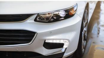 2016 Chevy Malibu headlight