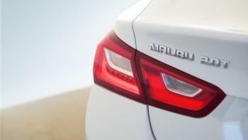 2016 Chevy Malibu taillight
