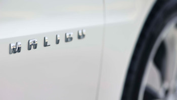 2016 Chevy Malibu logo closeup