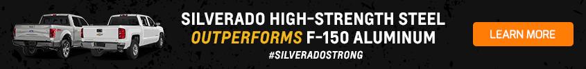 Cox Chevy #SilveradoStrong
