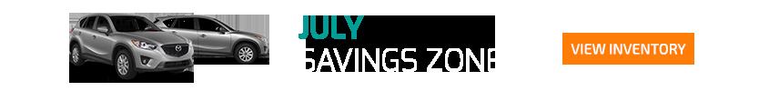 July Savings Zone