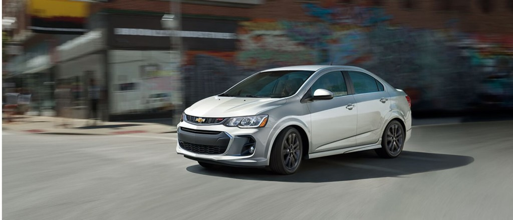 2017 chevy sonic exterior. Black Bedroom Furniture Sets. Home Design Ideas