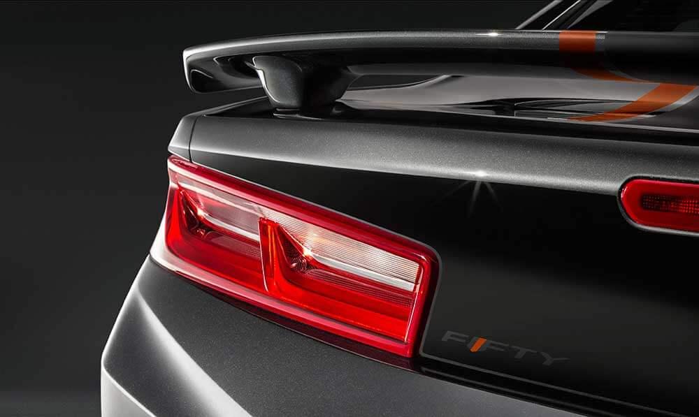 2017 Chevrolet Camaro design
