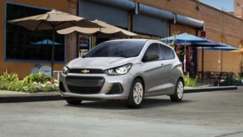 2017 Chevy Spark LS