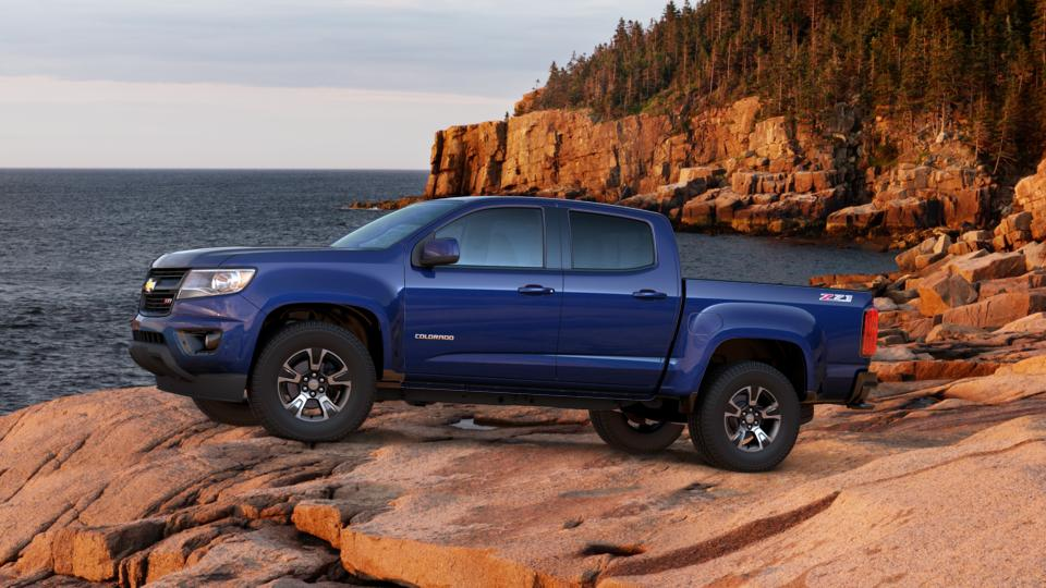 The 2017 Chevy Colorado Receives High Marks In Reviews