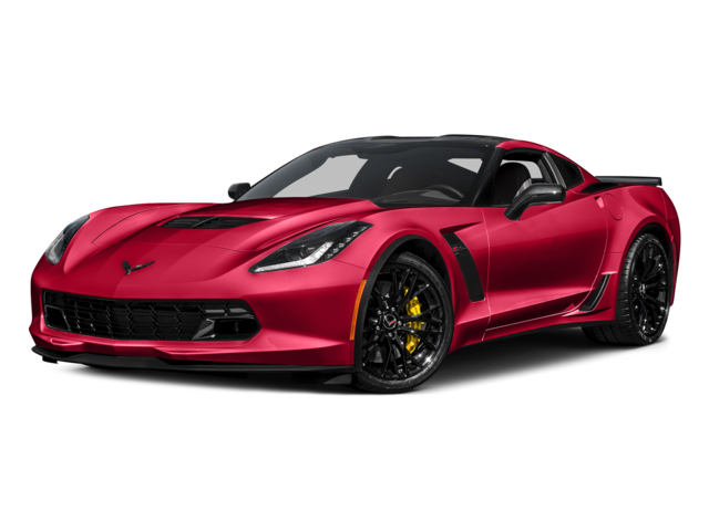 red 2017 Chevrolet Corvette Z06 1LZ