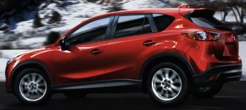2015 Mazda CX-5 Red