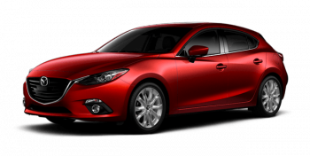 2015 Mazda3 5-door Red s Grand Touring