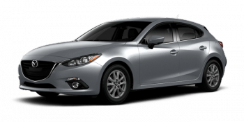 2015 Mazda3 5-door Silver i Touring