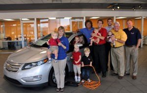 Cox Chevrolet Portraits of Success 2011 6 Generations 85 years