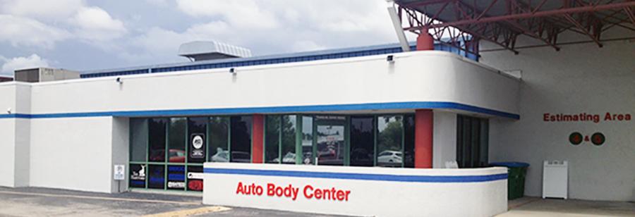 Cox Auto Body